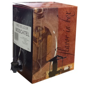 Bag in Box Moscatel Priunur