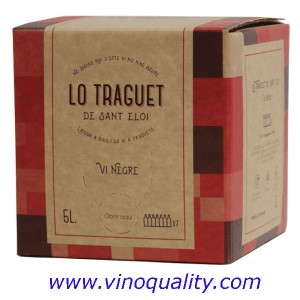 Bag in Box Lo Traguet Tinto