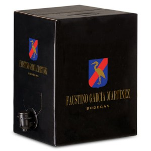 Bag in Box Faustino García Roble 15L