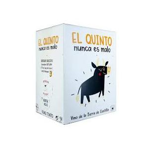 Bag in Box Bodegas Salcedo Blanco