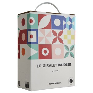 Bag in Box LO GIRALET RAJOLER