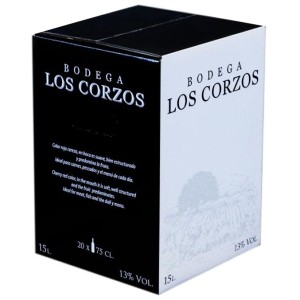 Bag in Box Los Corzos 15L