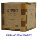 Bag in Box Lo Traguet  Blanco 5L