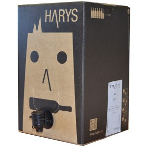 Bag in Box Harys Rosado 5L