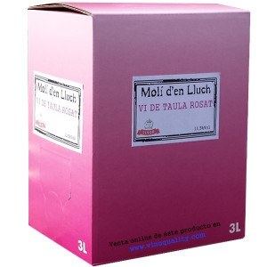 Bag in Box  Pere Lluch Rosat 5L